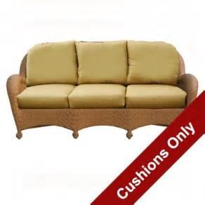 Patio Furniture Sets Under 200 Sedona Wicker Deep Seating Sofa Cushions