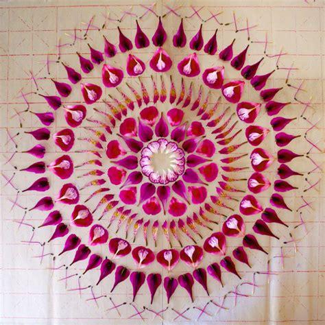 imagenes flores impresionantes lo ef 237 mero de la naturaleza en mandalas de flores fotos