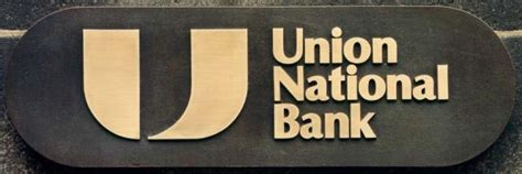 union national bank corporate matthews bronze international
