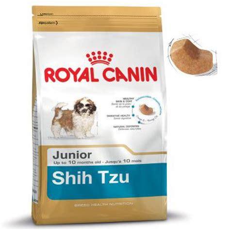 shih tzu feeding chart royal canin shih tzu junior free p p on orders 163 29 at zooplus