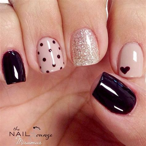 Simple Nail Pics by 20 Best Nail Ideas That Are Easy To Design Your Nails