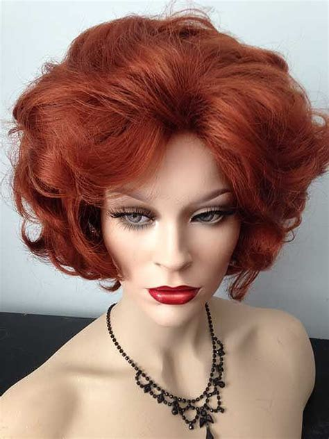Marilyn Hairstyles by Marilyn Hairstyle Fae Wig Drag Wig Wigs