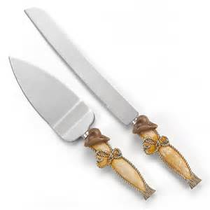 wedding cake knife country flair wedding cake knife set