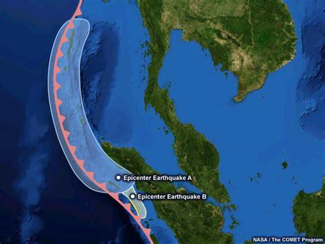earthquake indian ocean tsunamis