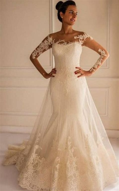 Lovely Ivory Colored Wedding Dresses   Wedding Ideas