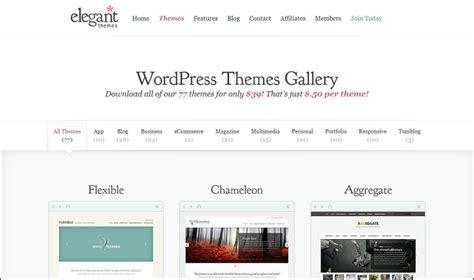elegant themes gallery plugin elegant themes sleek new look 2012 wpexplorer