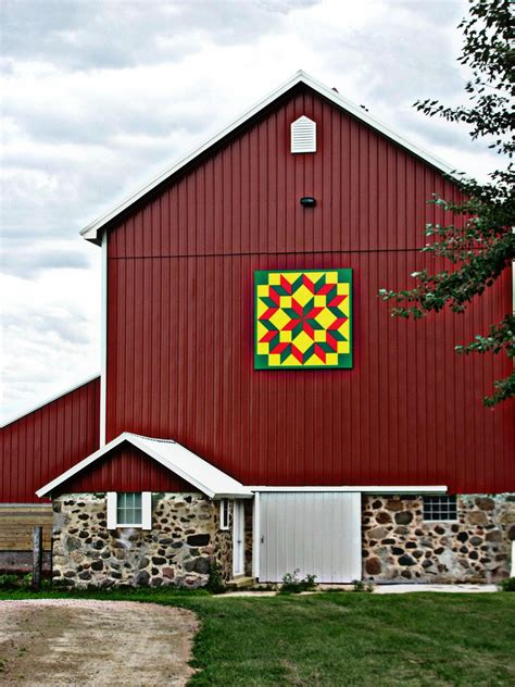 Quilt Barns by Quilt Square Barn Barns