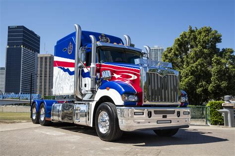 expensive trucks photo gallery mack builds world s most expensive truck