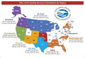 casinos in united states map national indian gaming map of the u s jetsetting
