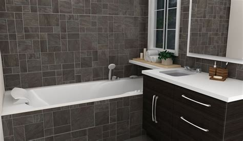 faux wood tile bathroom 28 great ideas and pictures of faux wood tile in bathroom