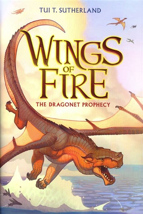 a graphix book wings of graphic novel 1 the dragonet prophecy books the dragonet prophecy tui t sutherland book review
