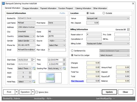 front desk software free screenshots preview of ezee frontdesk hotel software