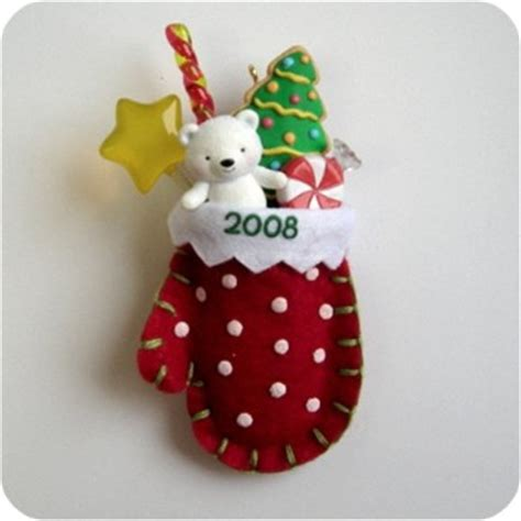 2008 christmas surprise hallmark ornament at hooked on