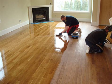 Floor Refinishing by Hardwood Floors Gallery Classic Hardwood Floors