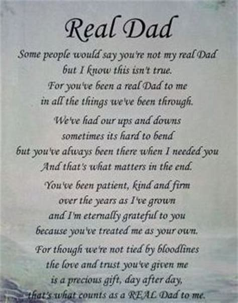 step fathers day poems 65 best step dads rock images on quotes