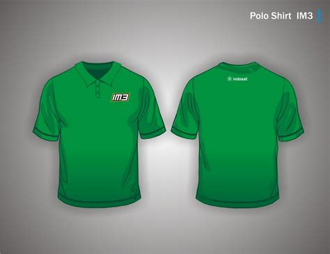 Polo Shirt Timnas Hijau polo shirt im3 hijau by premanlennon on deviantart