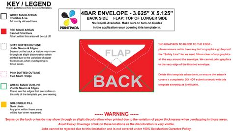 Download 10 Window Envelope Template Pdf Free Progsbean 4 125 X 9 5 Envelope Template
