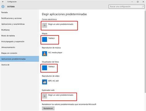 imagenes predeterminadas windows 10 windows 10 desaparecen todos los iconos del men 250 inicio