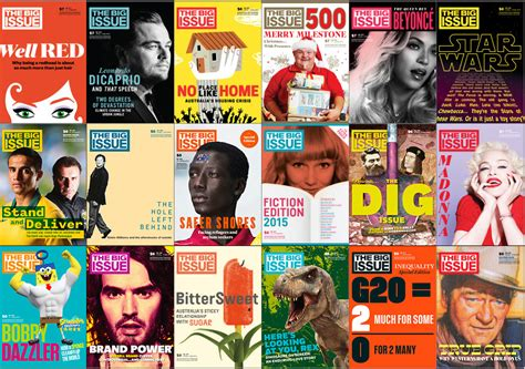 The Magazine by About The Big Issue