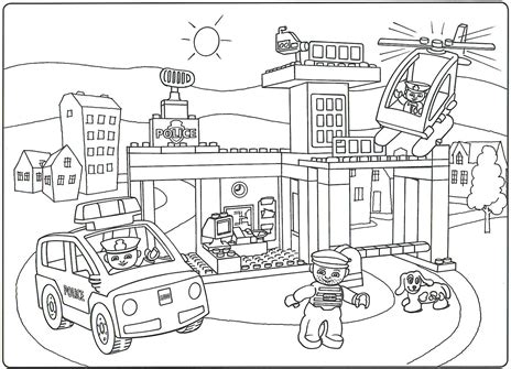 city background coloring page lego city coloring pages coloringsuite com