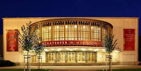 Wedding Anniversary Ideas Berlin by Staatsoper At Schiller Theater Ideas For The Wedding