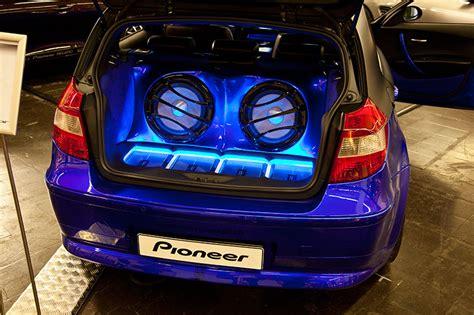 Auto Soundanlage by Foto Bmw 120d Mit Soundanlage Pioneer Vergr 246 223 Ert