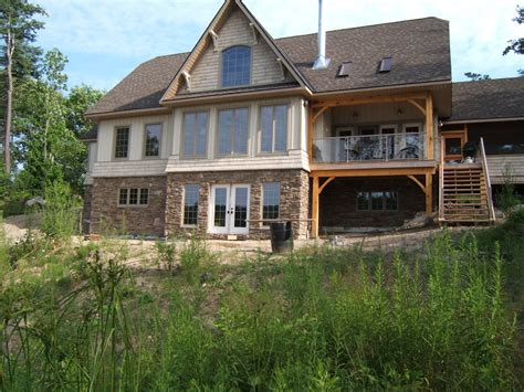 Cottage Foundation by Top Three Reasons To Apply Cultured On Muskoka Cottages