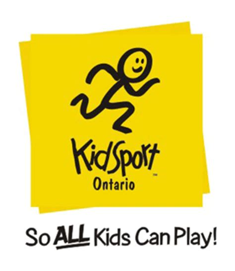 Kidsport Endorsement Letter Kidsport Financial Assistance Ontario Federation Of School Athletic Associations