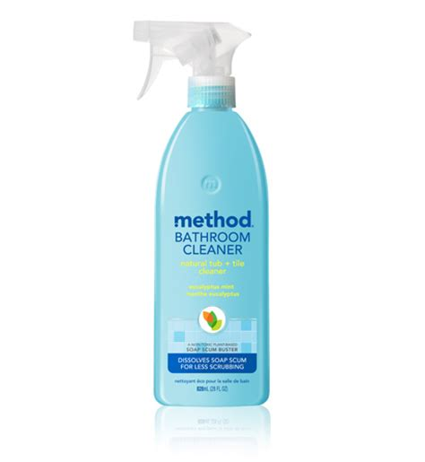 best products for cleaning bathroom product review method bathroom cleaner perfect shine
