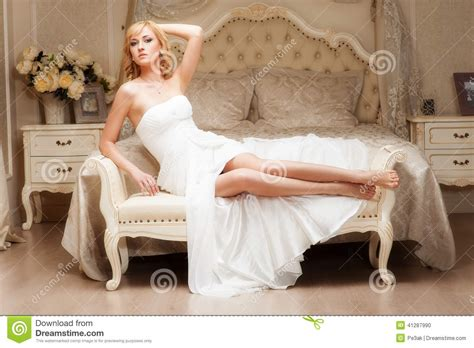 what women want in the bedroom woman in bedroom stock photo image 41287990