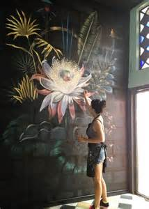 Wall Painting Mural Make Your Home Bloom With These Floral Wallpaper Ideas
