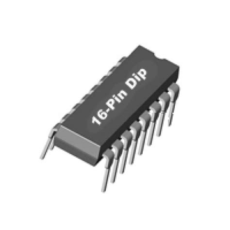 resistor pack dip 28 images เข าส ระบบ 10kω isolated resistor network handson tech ic 7400