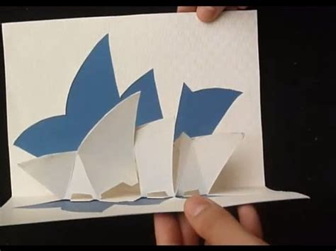 lego pop up card template pop up sydney opera house card tutorial origamic