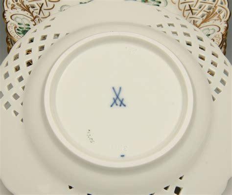 Kpm Porzellan Wert 5201 by Meissener Marken Und Wappen Porzellan