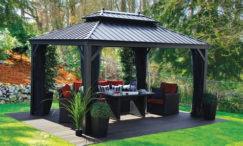 What Is The Difference Between A Gazebo And A Pergola What Is The Difference Between A Gazebo And A Pergola