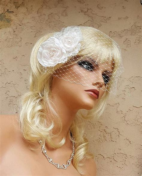 Wedding Hairstyles With Veil And Comb by Accessories Fascinator Wedding Hair Clip Bridal Comb