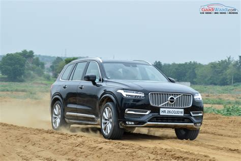 indian car on road 2016 volvo xc90 road test review gaadiwaadi com latest