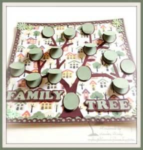 Family Tree Scrapbook Templates by Family Tree Template Family Tree Template Baby Scrapbook