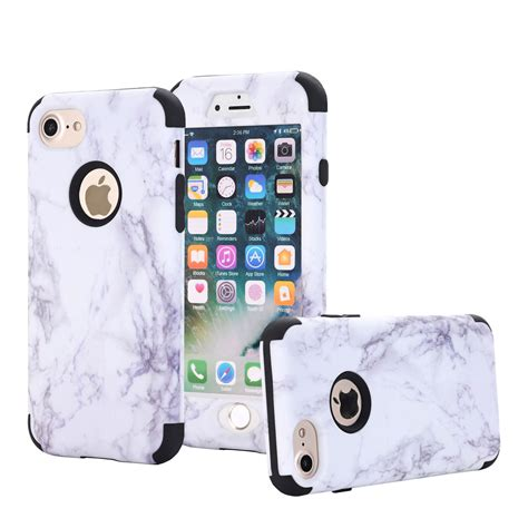 granite marble pattern protective pc cover