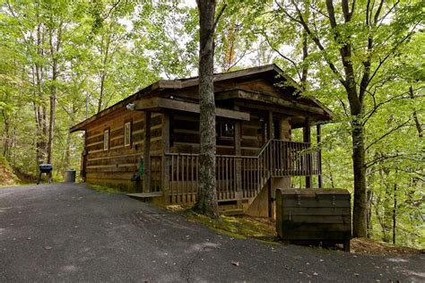 Secret Cabin by Honeymoon Cabin Secluded Homeaway