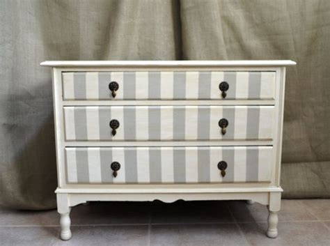 Striped Dresser by This Antique Dresser With The Original Handles And