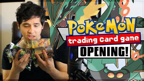Mtg Booster Box Giveaway - mega rayquaza roaring skies booster box opening part 2 youtube linkis com