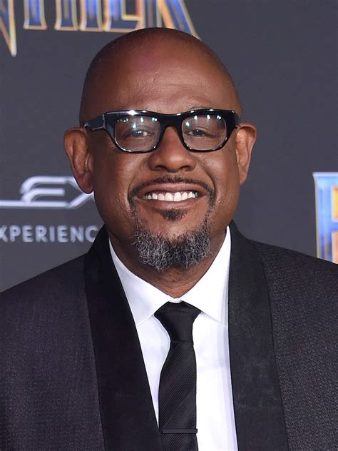 Three Cheers For Forest Whitaker by Forest Whitaker Sensacine