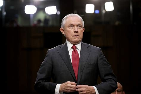 jeff sessions position donald trump pressures weak jeff sessions to investigate