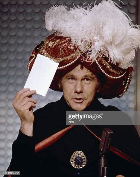 Johnny Carson Carnac Picture