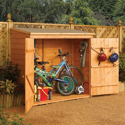 Exterior Storage Sheds Wall Store Outdoor Wood Storage Shed Contemporary
