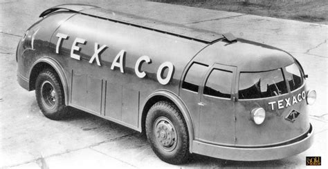 doodlebug tanker texaco s futuristic streamlined doodlebug tank trucks
