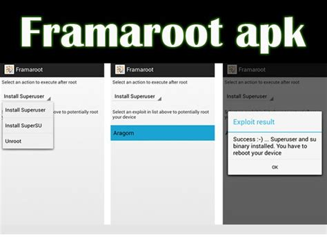 frama root apk framaroot apk v1 9 3 one click root best root apps