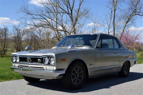nissan 2000 gtx 1971 nissan skyline 2000 gtx gt x entry level hakosuka gt