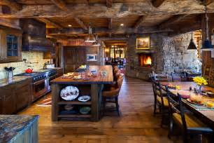 rustic kitchen decor ideas spectacular rustic kitchen island decorating ideas gallery